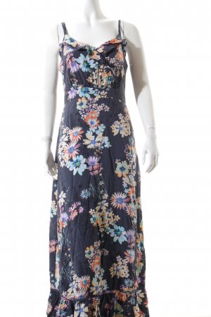 Mexx Maxikleid florales Muster Boho-Look