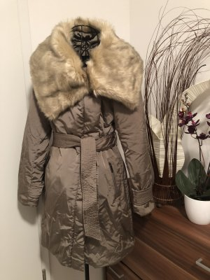 aa05dfe32e2 Mexx Winter Coat silver-colored-light grey