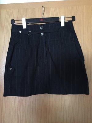 Mexx Miniskirt black-white