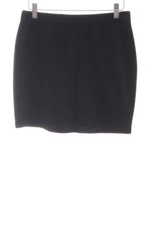 Mexx Minirock schwarz schlichter Stil