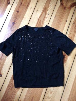 Mexx Sweater met korte mouwen zwart
