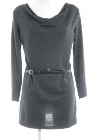 Mexx Sweater Dress anthracite casual look