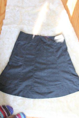 Mexx Falda circular gris oscuro-gris antracita