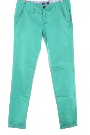 Mexx Röhrenhose mint Casual-Look