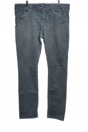 Mexx Tube Jeans cadet blue flower pattern Boho look