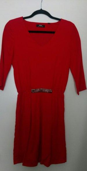 Mexx Rotes Kleid aus Viskose