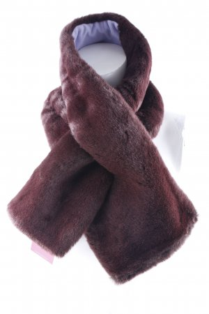 Mexx Snood braambesrood pluizig
