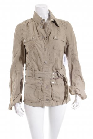 Mexx Safari Jacket oatmeal safari look