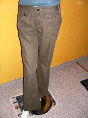 Mexx schicke Hose in Grün Khahi Gr. 38