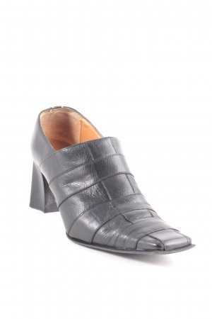 Mexx Slip-on noir style d'affaires
