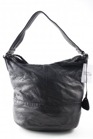 Mexx Schultertasche schwarz schlichter Stil