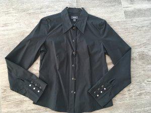 MEXX - schwarze Bluse Größe 38