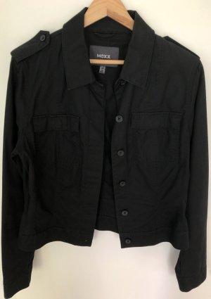 Mexx Veste chemisier noir