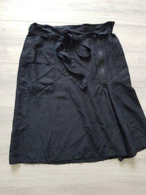 Mexx Zijden rok zwart