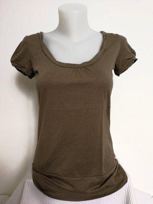 Mexx Shirt mit Raffung (Gr. S)