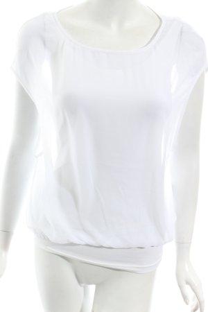 Mexx Shirt weiß Lagen-Look