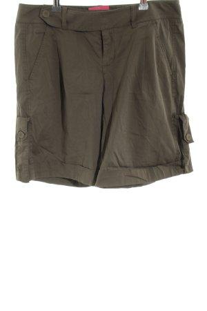 Mexx Shorts braun schlichter Stil