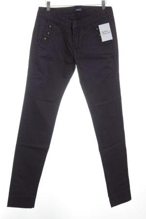 Mexx Skinny Jeans dunkelviolett Casual-Look