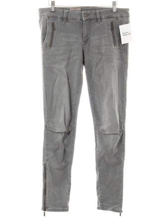 Mexx Skinny Jeans grau Casual-Look