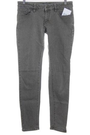 Mexx Skinny Jeans grüngrau Casual-Look