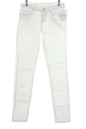 Mexx Skinny Jeans weiß Segel-Look