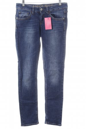 Mexx Slim Jeans blau Casual-Look
