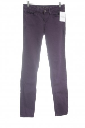 Mexx Slim Jeans lila Casual-Look