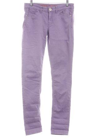 Mexx Slim Jeans lila-graulila Casual-Look