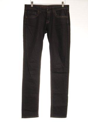 Mexx Slim Jeans schwarz Casual-Look