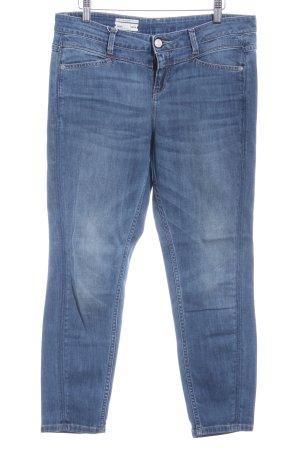 Mexx Slim Jeans stahlblau Casual-Look