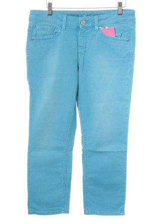 Mexx Slim Jeans türkis Casual-Look