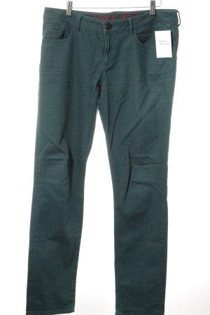 Mexx Slim Jeans waldgrün Casual-Look