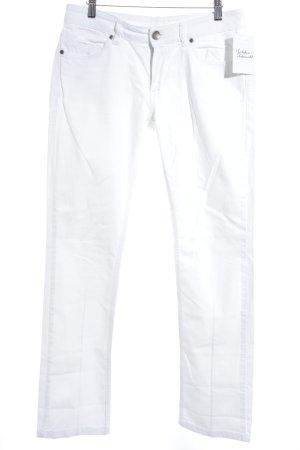Mexx Slim Jeans weiß Casual-Look