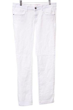 Mexx Slim Jeans weiß klassischer Stil