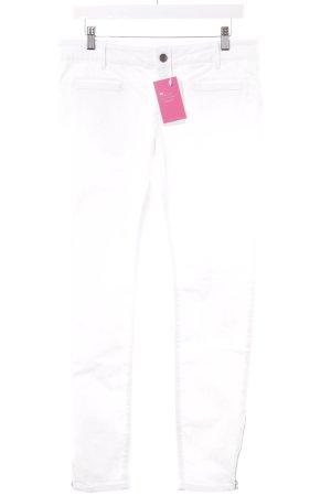 Mexx Slim Jeans wollweiß-weiß Casual-Look