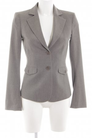 Mexx Smoking-Blazer hellgrau Business-Look