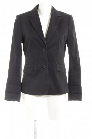 Mexx Veste de smoking noir style d'affaires