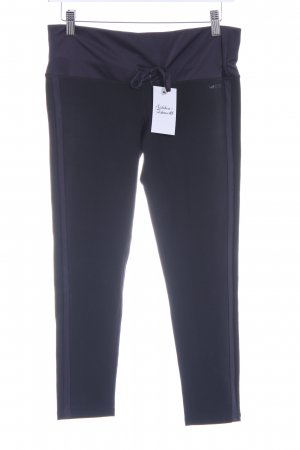 Mexx Sporthose schwarz-dunkelblau sportlicher Stil