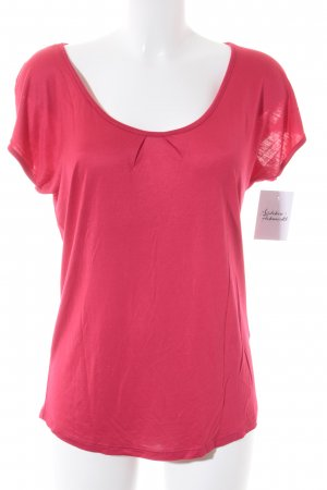 Mexx Sporttop magenta casual uitstraling