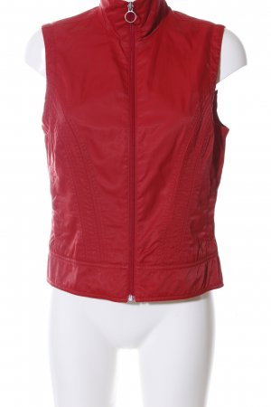 Mexx Sports Vests red casual look