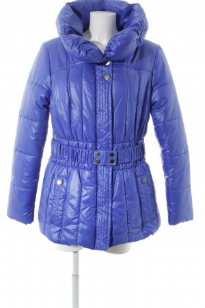 Mexx Steppjacke neonblau Street-Fashion-Look