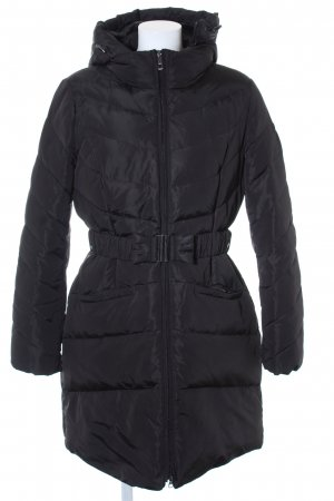 Mexx Quilted Coat black casual look