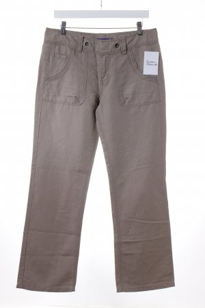 Mexx Stoffhose beige Casual-Look