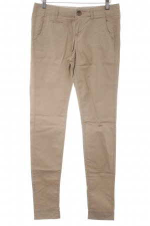 Mexx Stoffhose camel Casual-Look