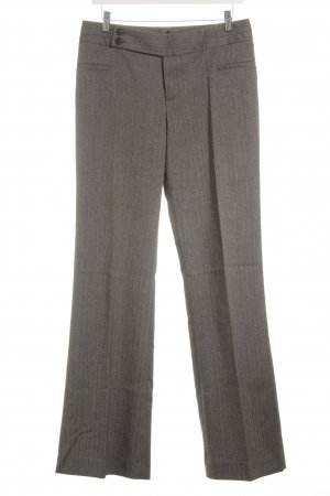 Mexx Stoffhose dunkelgrau Business-Look