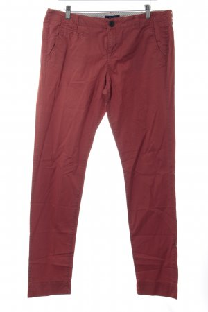 Mexx Stoffhose rostrot Casual-Look