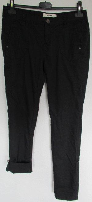 MEXX Stoffhose - schwarz - kurz und lang zu tragen
