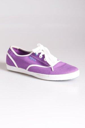 Mexx Stoffschuhe violett