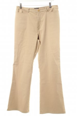 Mexx Stretchhose beige Casual-Look