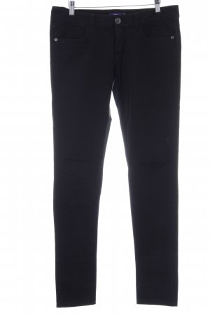 Mexx Stretch Trousers black classic style
